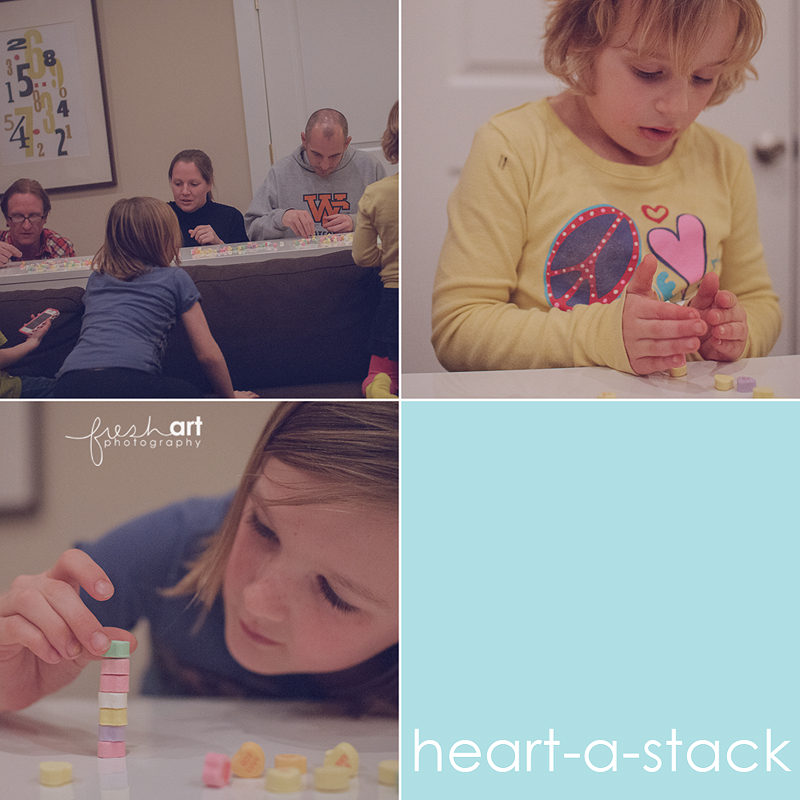 heart a stack