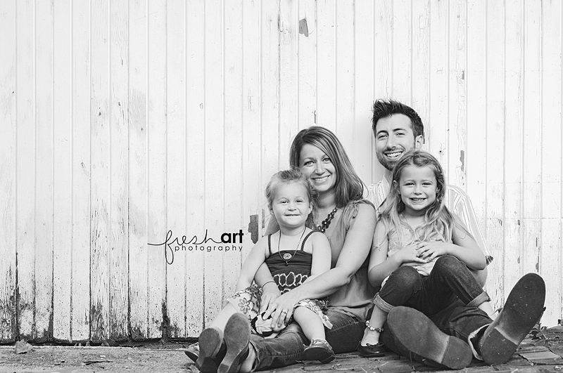 The Hansen Family | St. Louis Family Photography