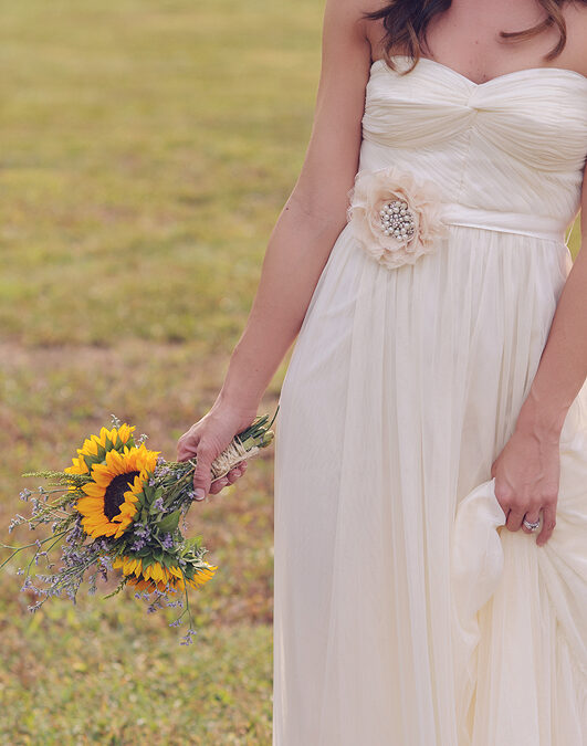 Stylized Bridal Portraits with Finch Vintage Rental | St. Louis Photography
