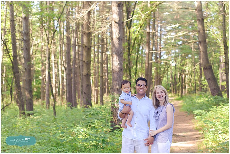 Morning family session | St. Louis Family Photography