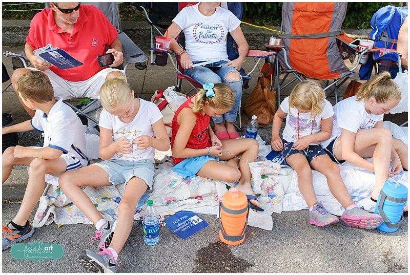 July 4th in Webster Groves | St. Louis Photography