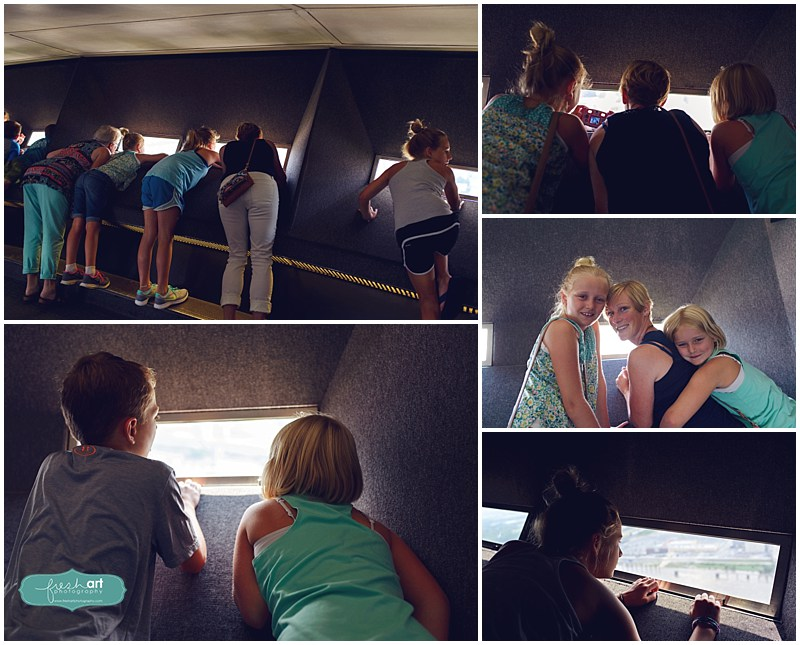 Spending a day at the St. Louis Arch | St. Louis Family Photography