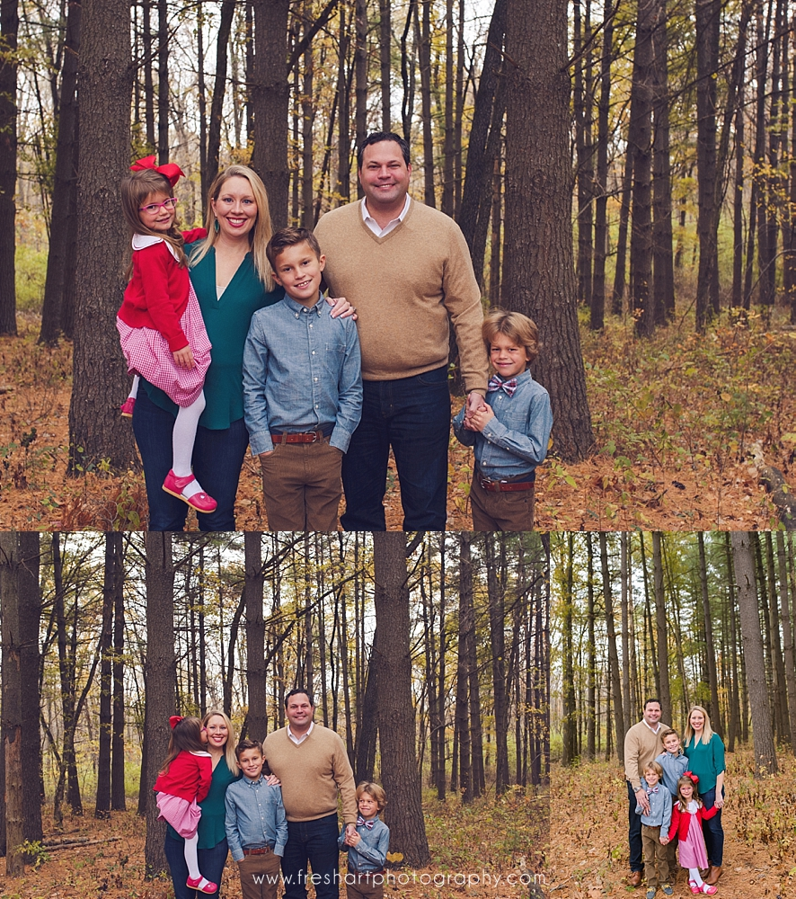 The Robinson Family | St  Louis Family Photography | Fresh
