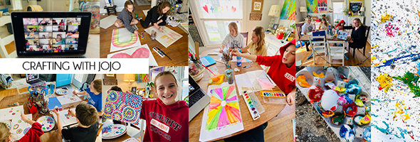 Crafting with JoJo – May 5 -7