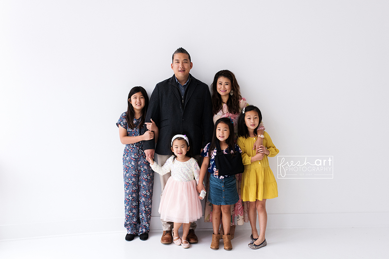 The Choe Family | St. Louis Family Photography Studio