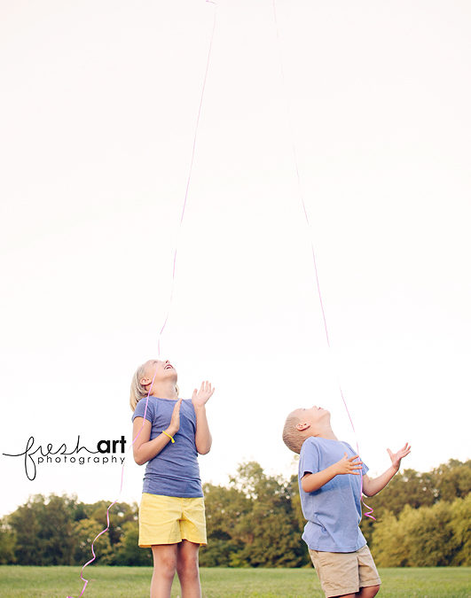 Baby Lang – BOY or GIRL? | St. Louis Family Photography