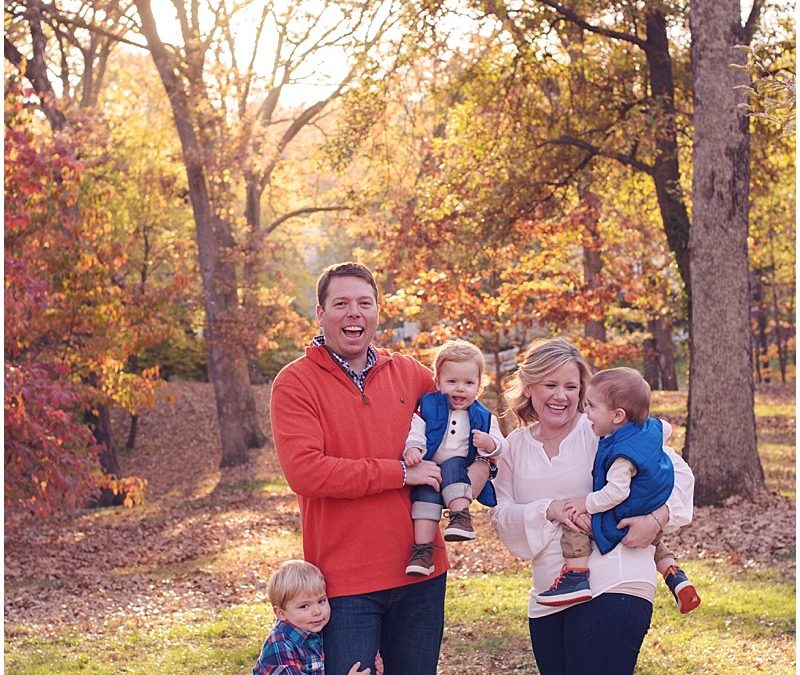 The Maevers Family | St. Louis Family Photography
