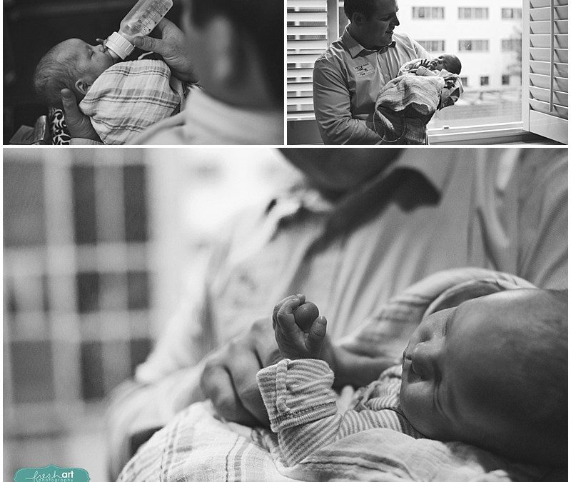 The day Lauren went home from the NICU | St. Louis NICU Photography
